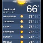 not brrr, but a little cool for summer